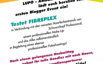 LUPO BLOGGER EVENT
