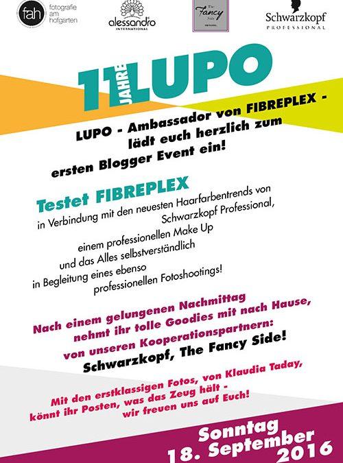 LUPO BLOGGER EVENT
