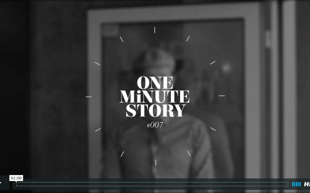 ONE MINUTE STORY