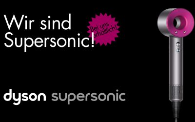 Lupo ist Supersonic